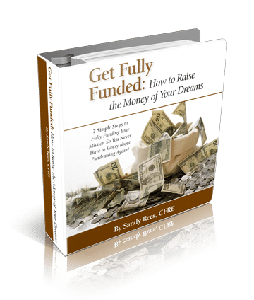 An interview with Get Fully Funded author Sandy Rees