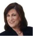 Elaine Fogel headshot with her guest blog post on how nonprofits can effectively use promotional products