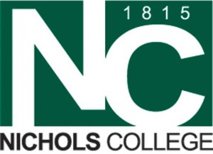 Logo - Nichols College's investment in Marc A. Pitman's executive coaching resulted in promotions and lasting fundraising success