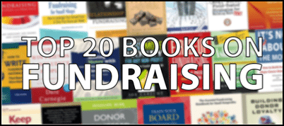 Top Fundraising Books - A summer reading list