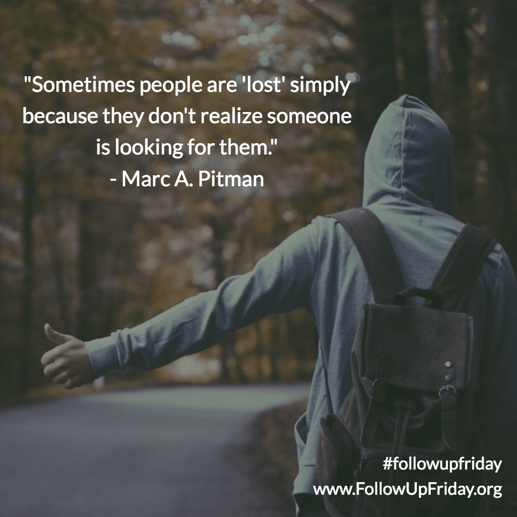 #FollowUpFriday - lost causes