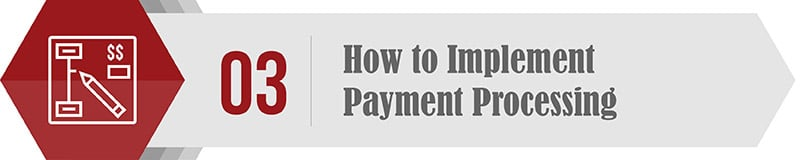 How to Implement Payment Processing