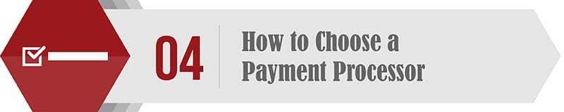 How to Choose a Payment Processor