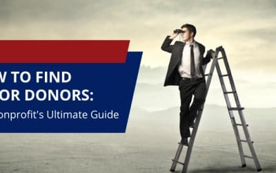 How to Find Major Donors: The Nonprofit's Ultimate Guide