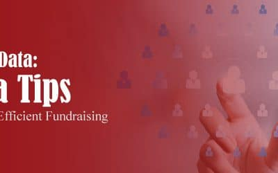Donor Data: 5 Data Tips for More Efficient Fundraising