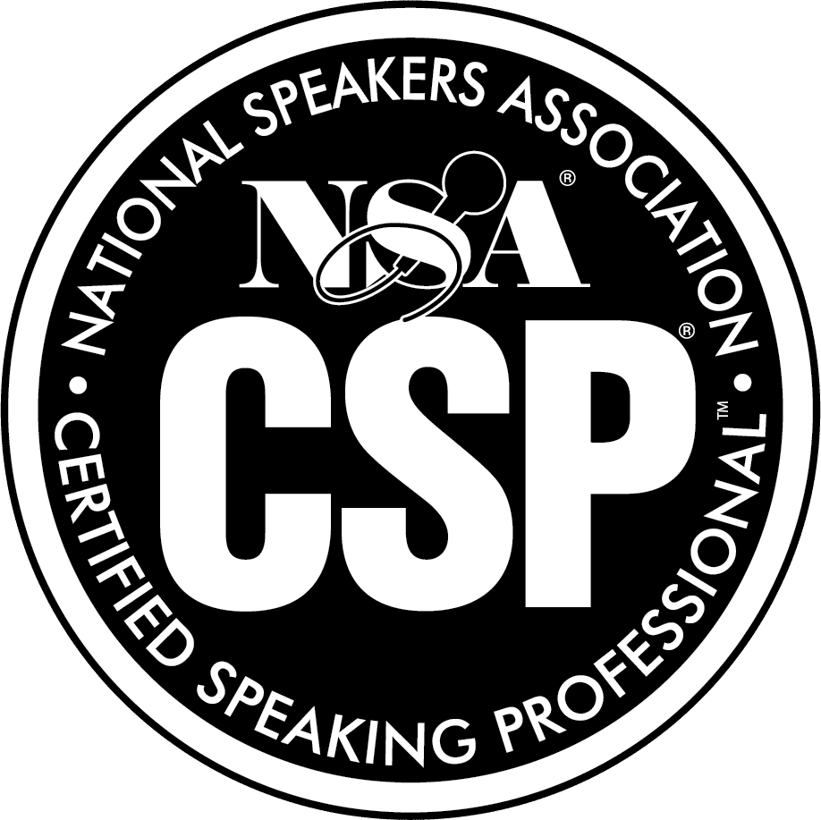 CSP Certified Speaking Professional