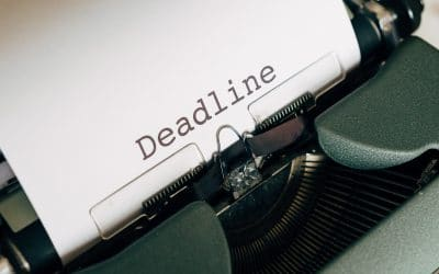"A different look at ""Deadlines drive donations"""