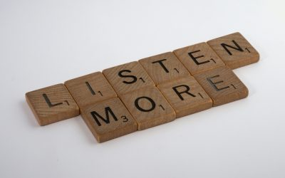 Asking is (almost) more about listening