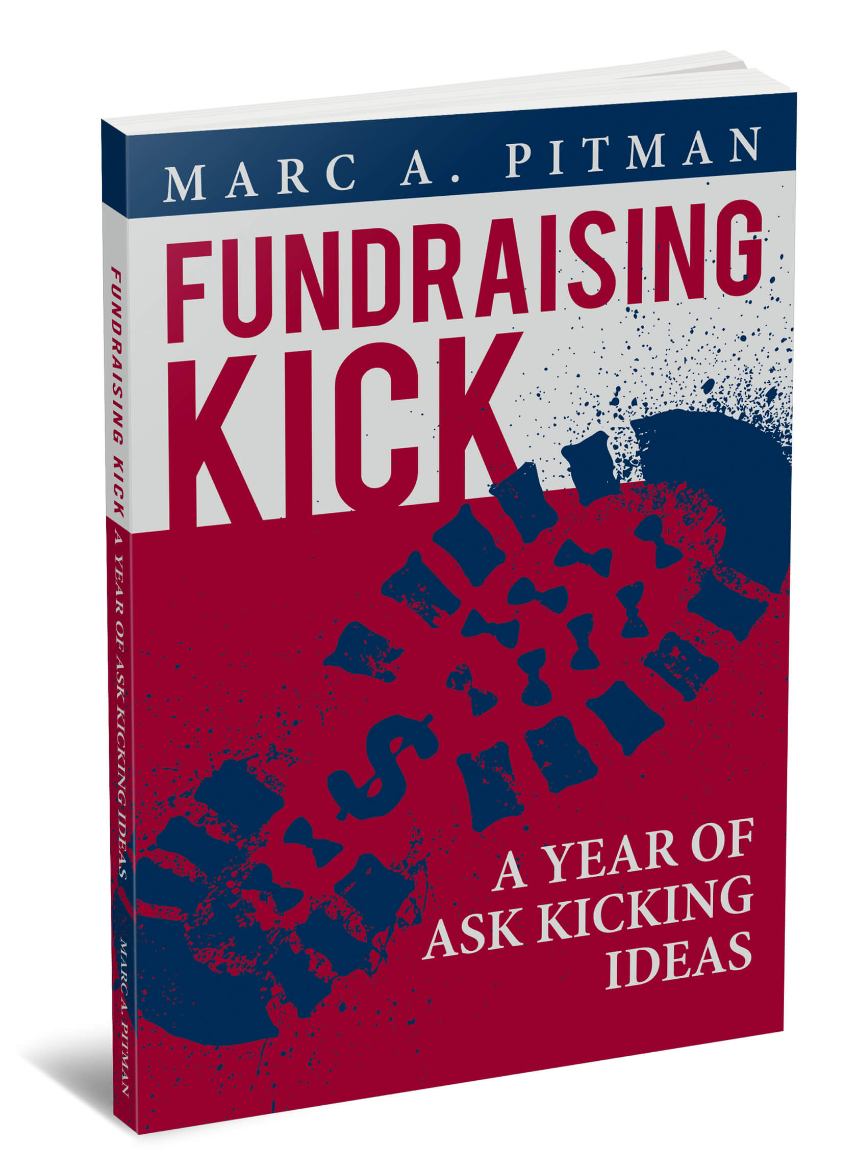 Fundraising Kick Book Cover